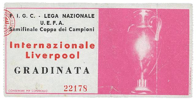 Biglietto Inter-Liverpool