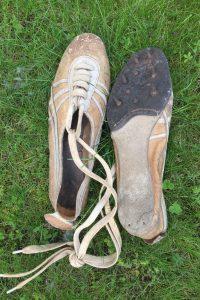 Le scarpe da atletica, primo amore