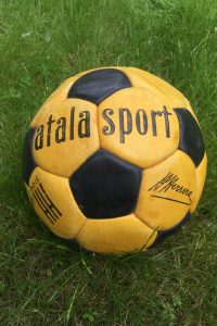 Il pallone del Mago
