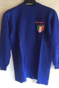 La prima maglia Azzurra non si scorda mai